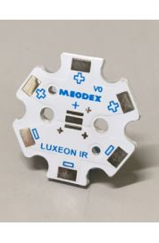 STAR PCB for 1 LED Lumileds Lumileds Luxeon IR