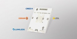 A LED PCB with multiple footprints: convenient and cost saving!